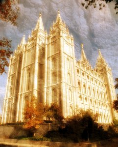 Salt Lake City, UT LDS Temple