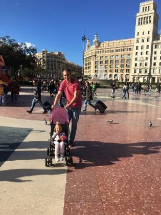 Barcelona City Center 2