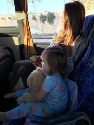 Bus to Jerusalem